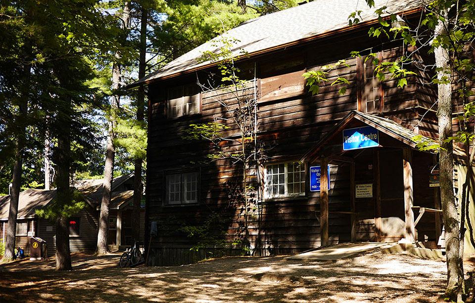 Bon Echo Provincial Park - Visitor Center
