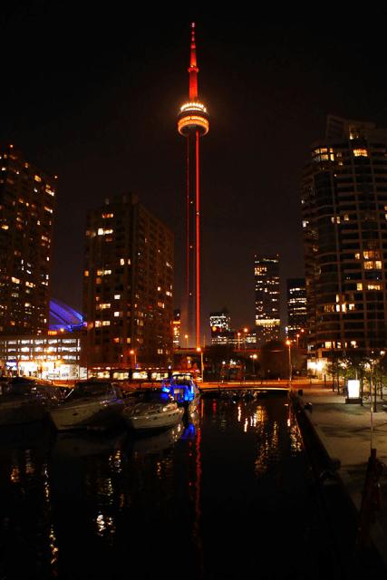 Toronto - CN Tower at Night
