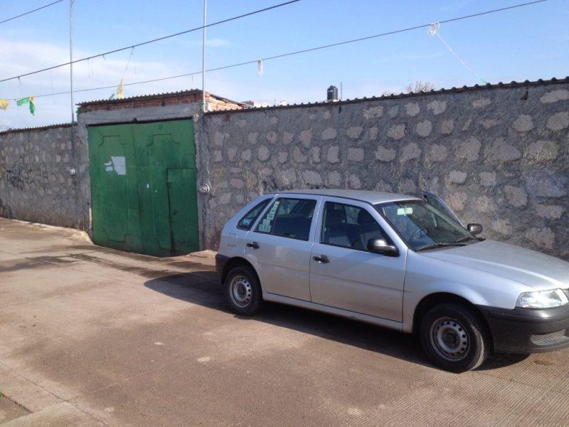 Establos Chávez en Cuitzillo