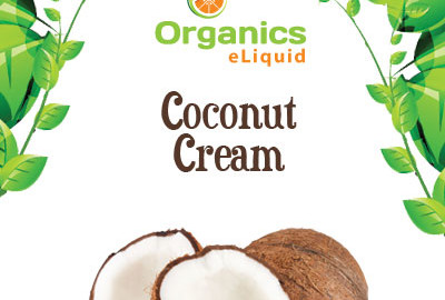 Coconut Cream Organic eLiquid
