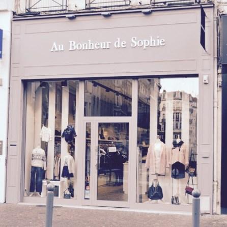 Au Bonheur de Sophie