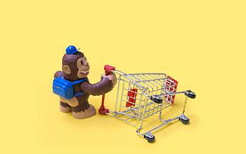 Freddie the Mailchimp monkey