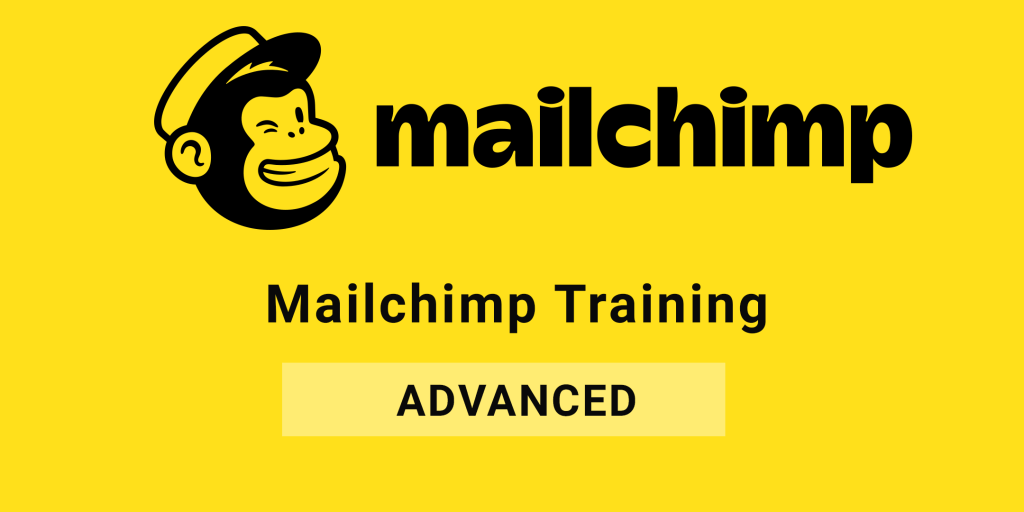 Mailchimp advanced training