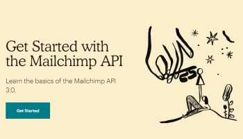 Mailchimp API website
