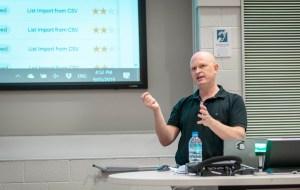 Gary Eckstein, Mailchimp Pro Partner