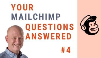 Mailchimp Q&A