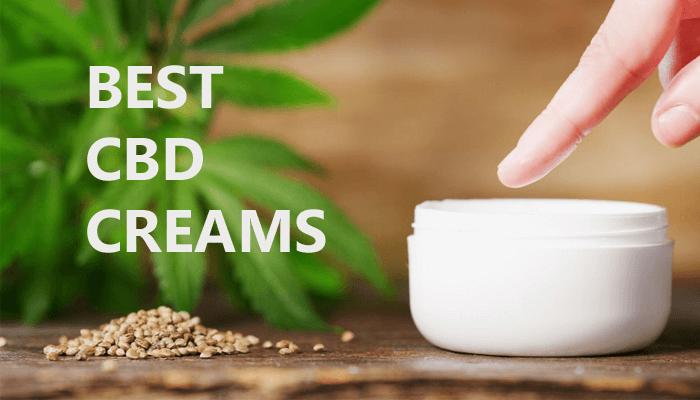 best cbd creams
