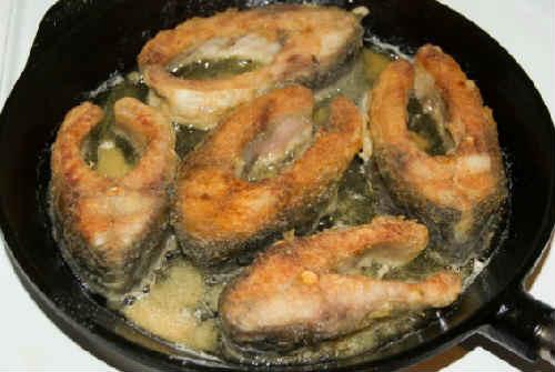 Рецепт: сүйексіз қуырылған тұқы