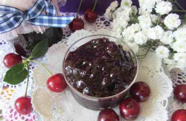 Вишневое варенье с косточками: 8 рецептов варенья из вишни