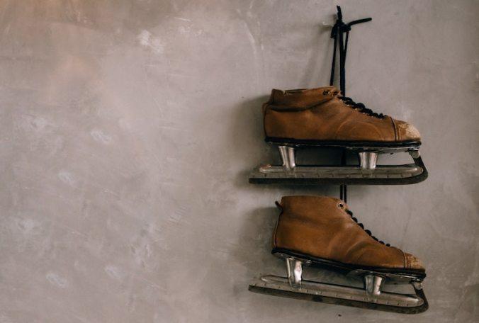 schaatsen winter