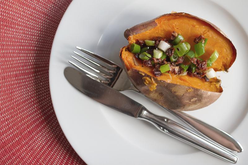 Süßkartoffel-Rezept-Vegan