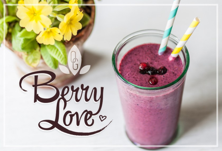 Berry Love Smoothie