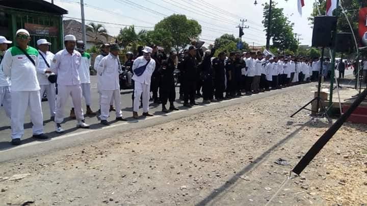 FPI members rally in Wamena