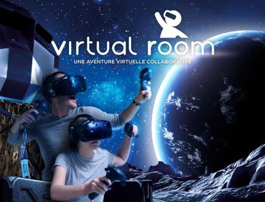 Réalité virtuelle virtual Room