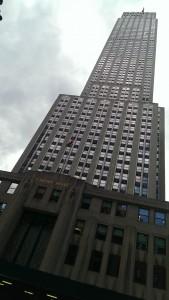 Lång byggnad