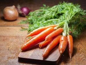 L'huile de carotte comme autobronzant