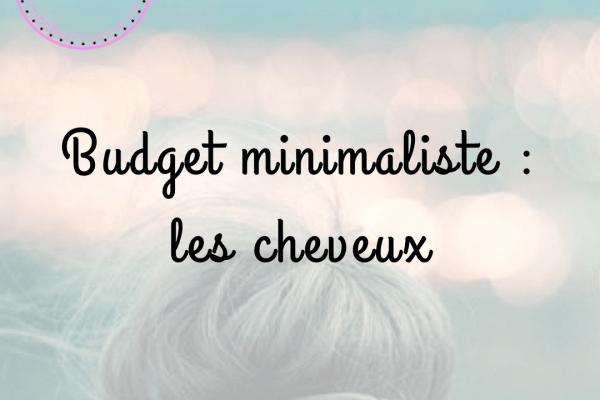 Mon budget cheveux … on en parle ?