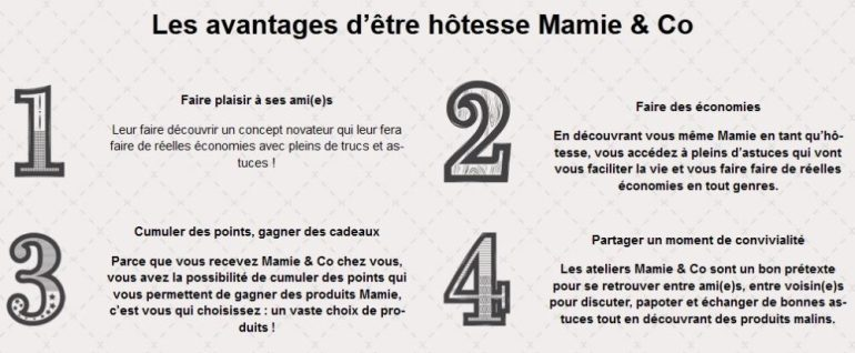 avantages-hotesse-mamie-and-co