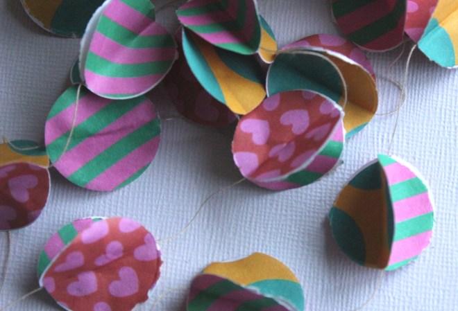 OrganisingChaosBlog - Paper garland1