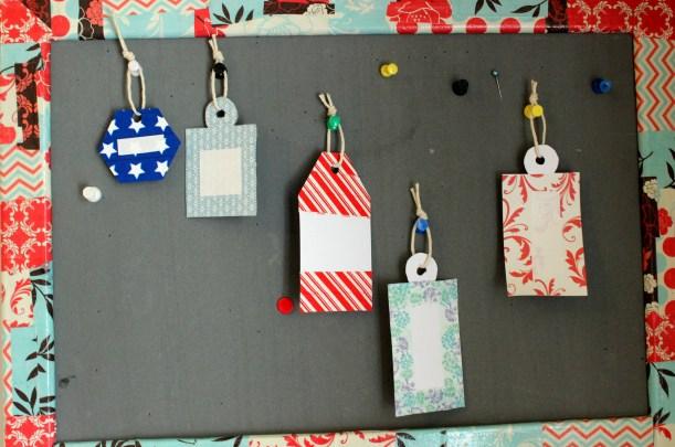 OrganisingChaosBlog - Make your own tags