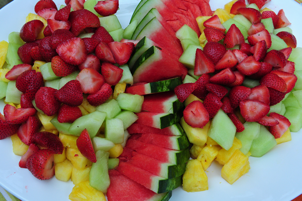 Summer fruit 1