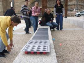 Factor Team Building en Buitrago de Lozoya