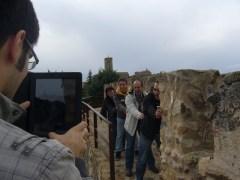 Gymkana Desafio IPad en las murallas de Buitrago
