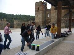 Gymkana Desafio IPad en Plaza del Castillo deBuitrago
