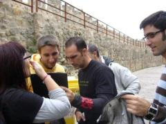 Gymkana IPad en Buitrago del Lozoya