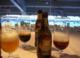 Catas de Cerveza en el Real Café del Estadio Santiago Bernabéu