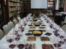 Catas de Vino yJamón en Palacio de Abrantes_2
