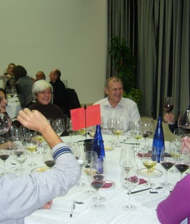 Cata de Vinos en Bodegas Arzuaga