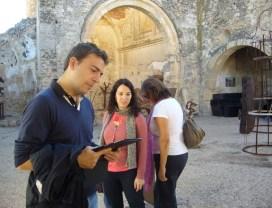 Desafío Gymkana IPad en Alcalá de Henares