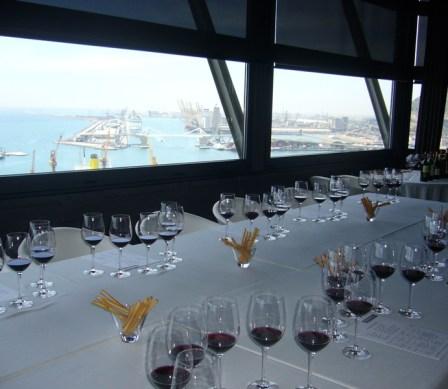Catas de Vino Torre D´Altamar Barcelona