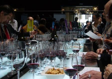Catas de Vino en Radisson Blu Madrid Prado