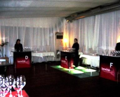 Bewine Casino del Vino en La Vaca Argentina de Castellana_Plaza de Castilla