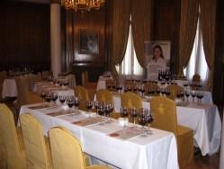 Catas de Vino en el Hotel Palace de Madrid