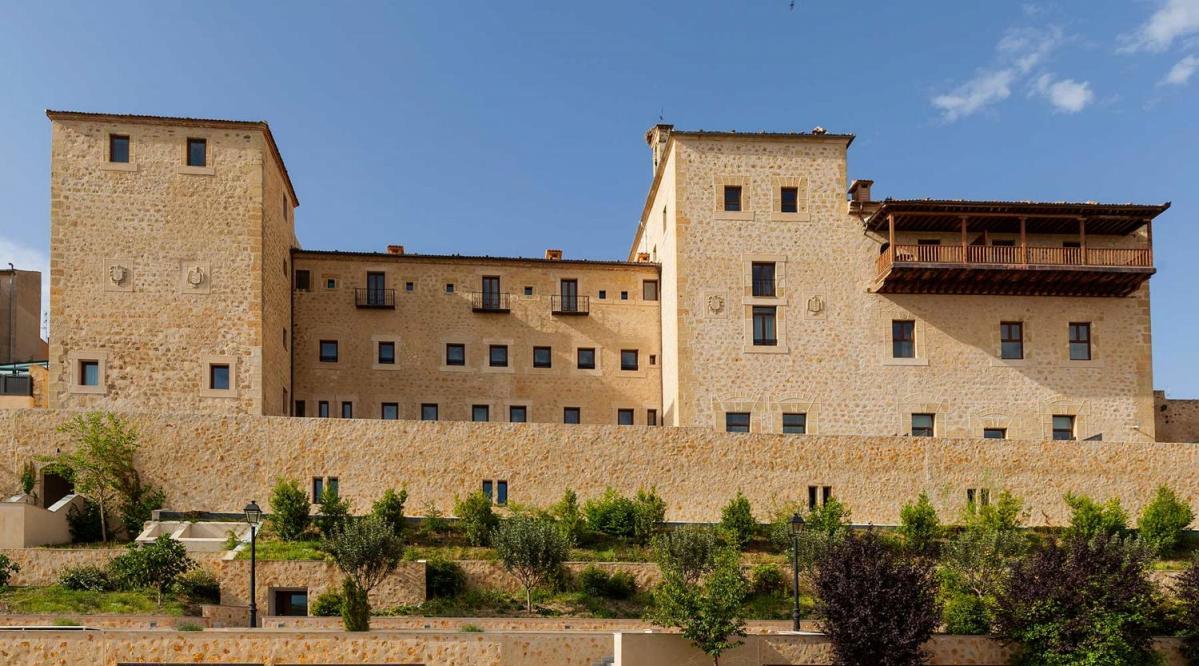 Resultat d'imatges de Eurostars Convento Capuchinos segovia