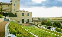 Jardines Hotel Convento-Capuchinos en Segovia _8