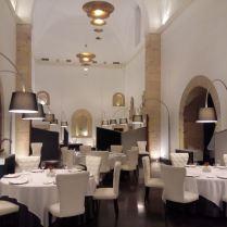 Restaurante Villena en Hotel Convento Capuchinos Segovia _1