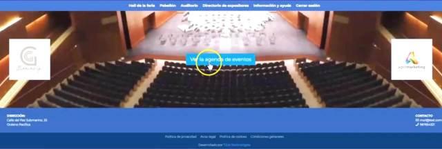 Plataforma eventos virtuales_Auditorium 1 bis