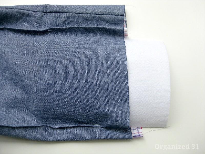 Easy Fabric Gift Bag - Organized 31