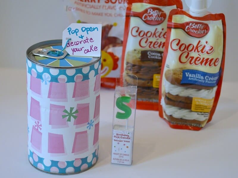 Can Cake Decorating