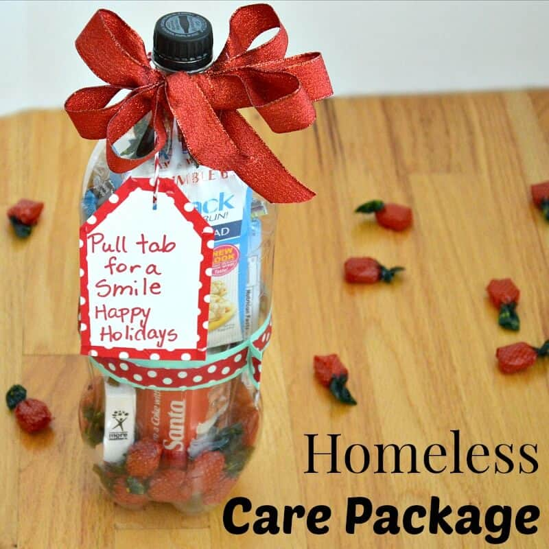 Give Happiness Homeless Care Package Organized 31