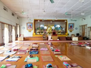 Mahasi Sasana Yeiktha Meditation Center