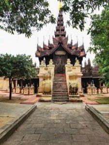 Shwe Inbin Monastery