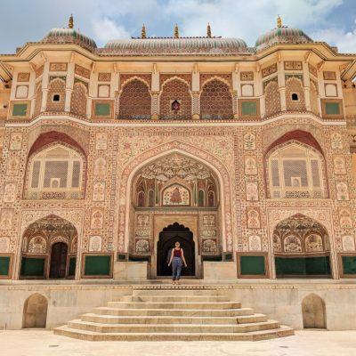 Ganaesh Pol at Amber Fort, Jaipur, India