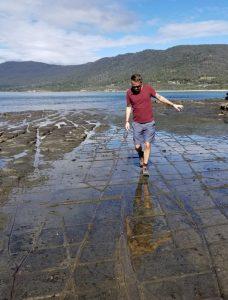 Tessellated Pavements on the Tasman Peninsula