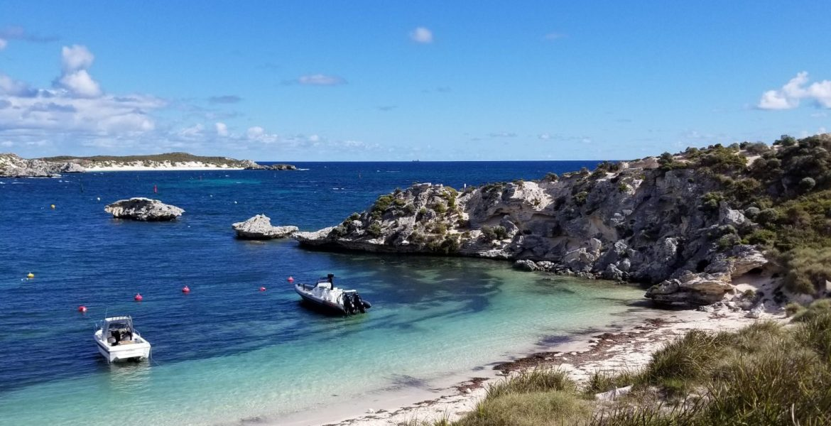 Rottnest Island views