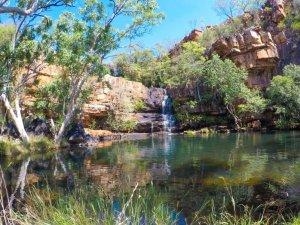 Manning Gorge Kimberley Australia